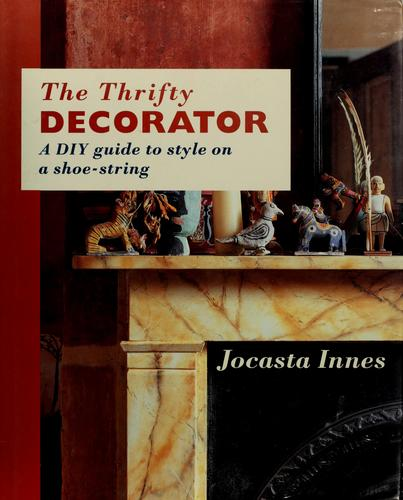 The thrifty decorator