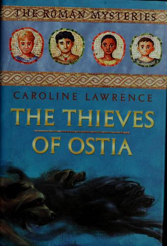 Download The Thieves of Ostia (Roman Mysteries)