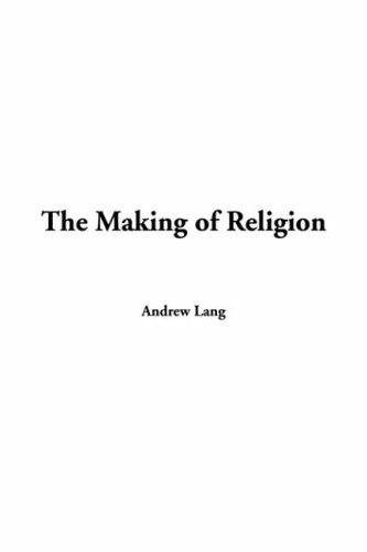 Download The Making Of Religion