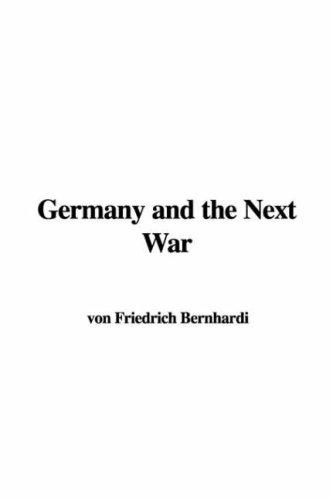 Download Germany And The Next War
