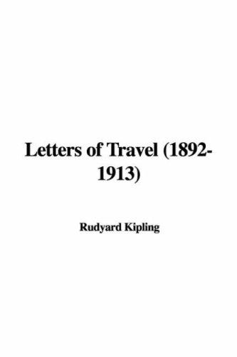 Download Letters Of Travel (1892-1913)