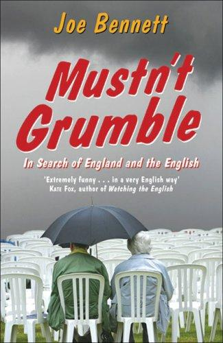 Download Mustn't Grumble