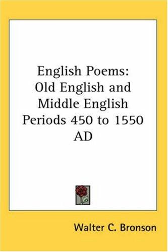 English Poems