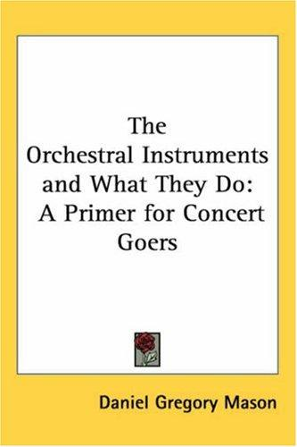 Download The Orchestral Instruments And What They Do