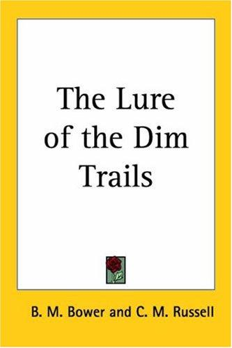 Download The Lure Of The Dim Trails