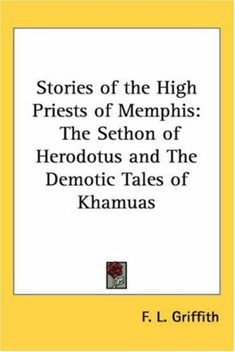 Stories of the High Priests of Memphis