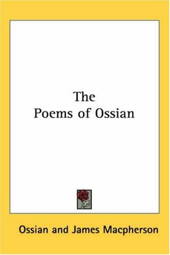 Download The Poems of Ossian
