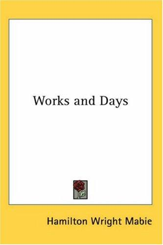 Download Works and Days