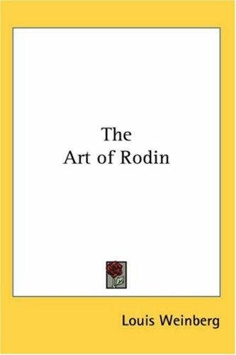 Download The Art Of Rodin