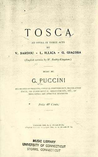 Download Tosca