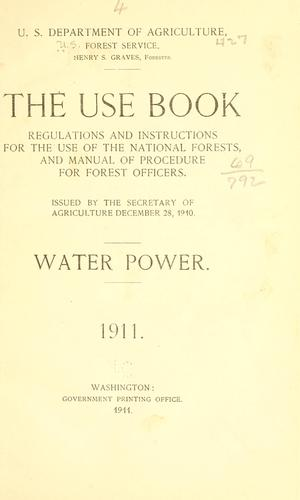 Download The use book