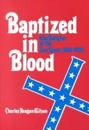 Download Baptized in blood