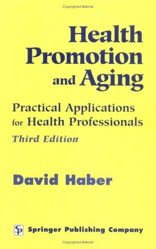 Download Health Promotion and Aging