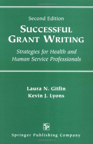 Download Successful grant writing
