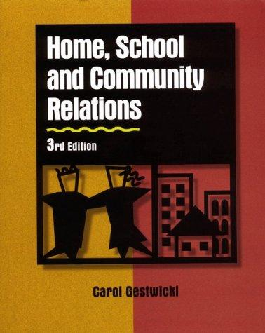 Download Home, school, and community relations