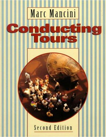 Download Conducting tours