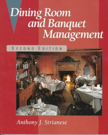 Download Dining room and banquet management
