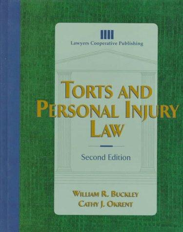 Download Torts and personal injury law.