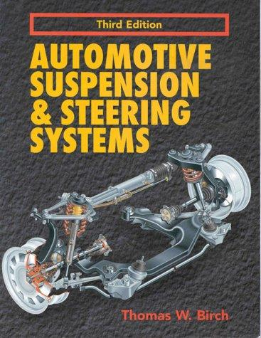 Download Automotive suspension and steering systems