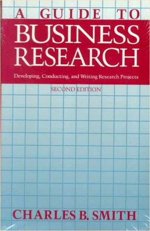 Download Guide to Business Research