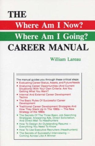 Download The – Where Am I Now, Where Am I Going – Career Manual