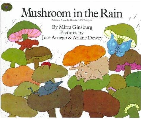 Download Mushroom in the Rain