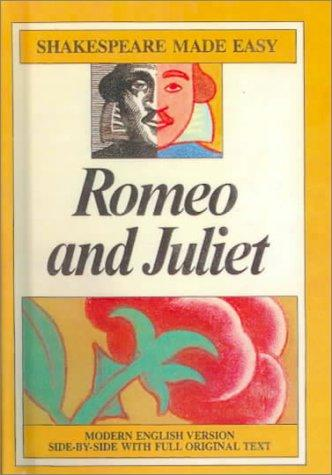 Download Romeo and Juliet (Shakespeare Made Easy)