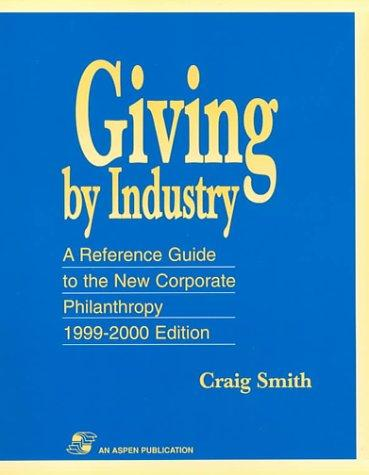 Giving by Industry