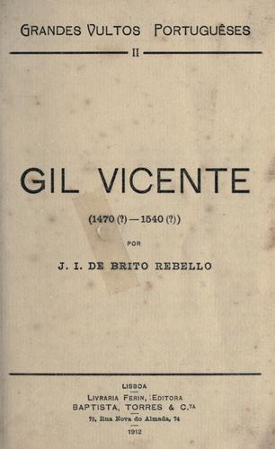Download Gil Vicente (1470?-1540?)