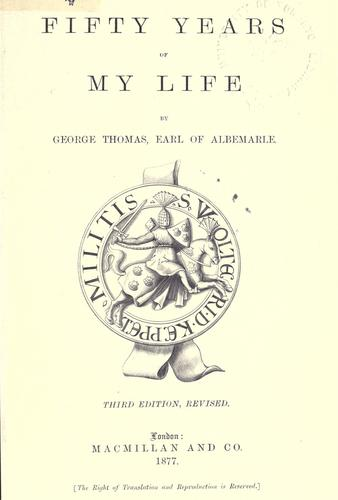 Download Fifty years of my life.