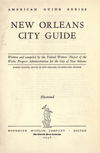 Download New Orleans City Guide