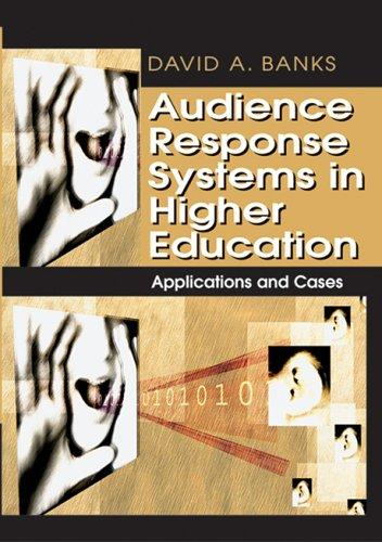 Download Audience Response Systems in Higher Education