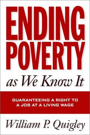 Download Ending Poverty As We Know It