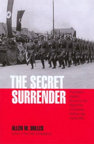 The secret surrender