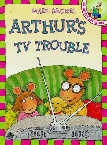 Download Arthur's TV Trouble (Red Fox Picture Books)