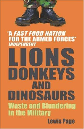 Download Lions, Donkeys and Dinosaurs