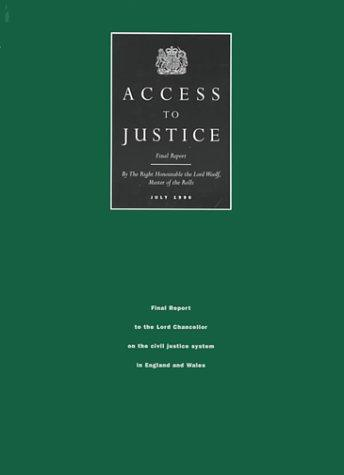 Download Access to justice