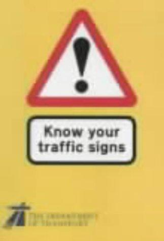 Download Know Your Traffic Signs (Hmso)