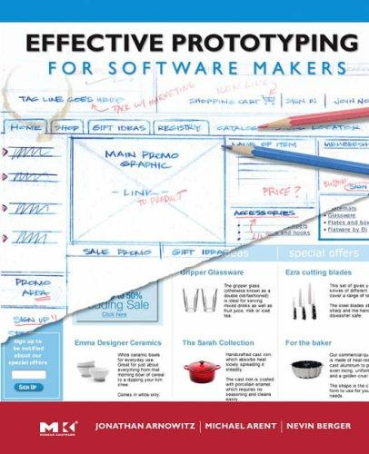 Image for Effective Prototyping for Software Makers (Interactive Technologies)