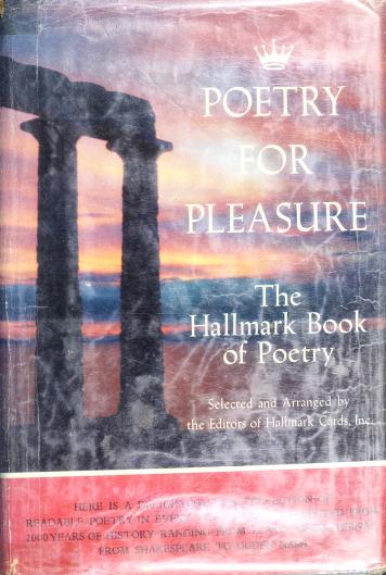 Cover of: Poetry for pleasure | Hallmark Cards, Inc.