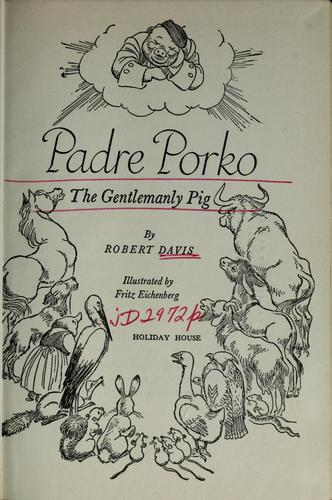 Padre Porko by Davis, Robert
