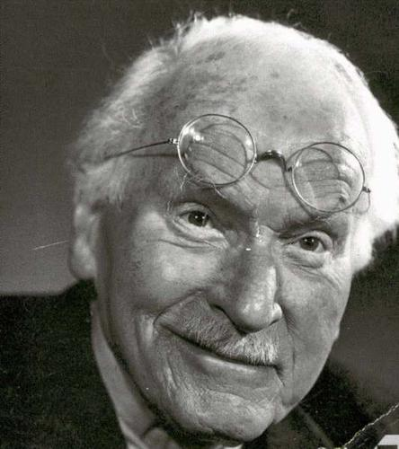 Photo of Carl Gustav Jung