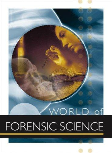 World Of Forensic Science by