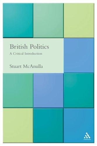 British Politics by Stuart McAnulla