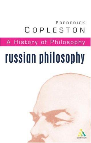 History of Philosophy Volume 10 by Frederick Charles Copleston