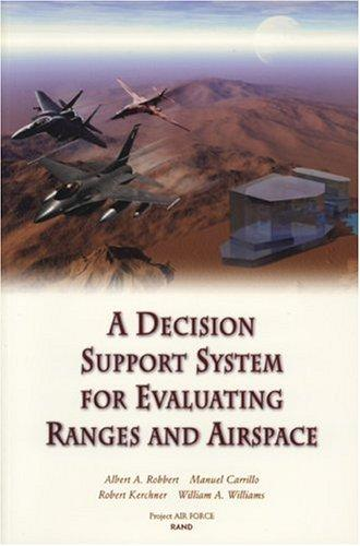 A Decision Support System for Evaluating Ranges and Airspace by Robbert et al