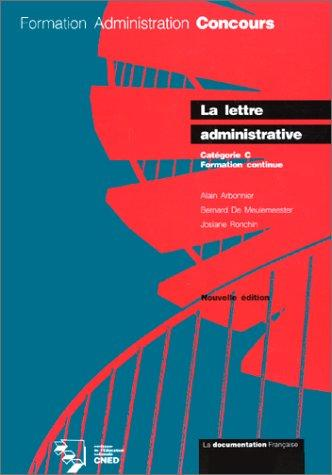 Lettre Administrative by