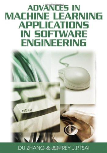 Advances in machine learning applications in software engineering by