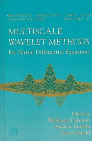 Multiscale wavelet methods for partial differential equations by